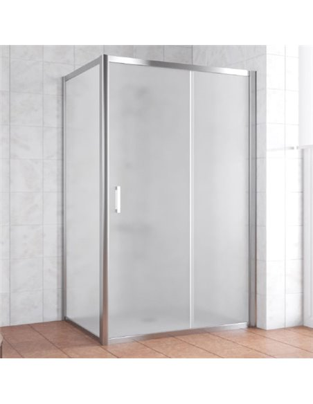 Vegas Glass dušas stūris ZP+ZPV 140*70 08 10 - 1