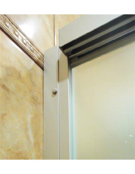 GuteWetter dušas stūris Practic Square GK-422 - 6