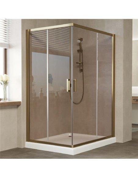 Vegas Glass dušas stūris ZA-F 120*100 05 05 - 2