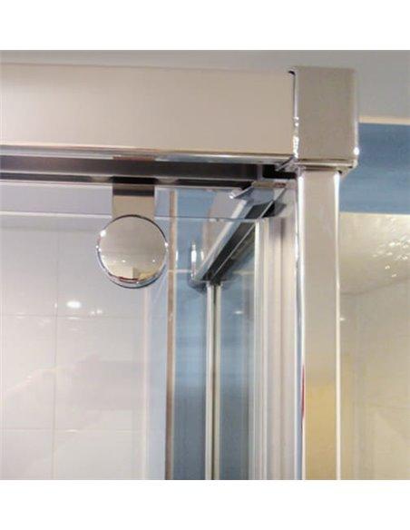 GuteWetter dušas stūris Slide Rectan GK-863A kreisā - 2