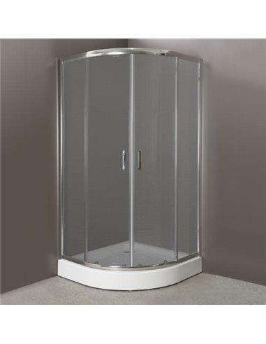 BelBagno dušas stūris Uno R 2 85 P Cr - 1