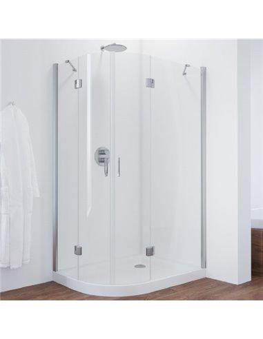 Vegas Glass dušas stūris AFS-F 110*90 08 01 R - 1