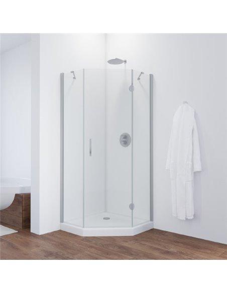 Vegas Glass dušas stūris AFA-Pen 90 07 01 R - 2
