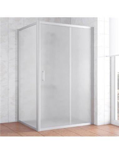 Vegas Glass dušas stūris ZP+ZPV 120*100 07 10 - 1