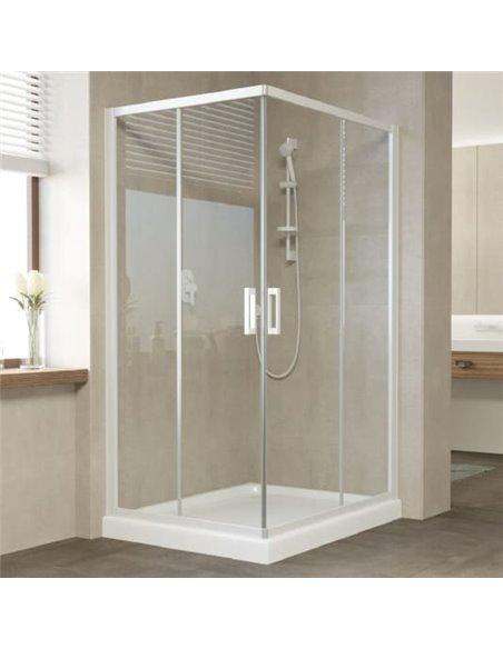 Vegas Glass dušas stūris ZA-F 100*90 01 01 - 2