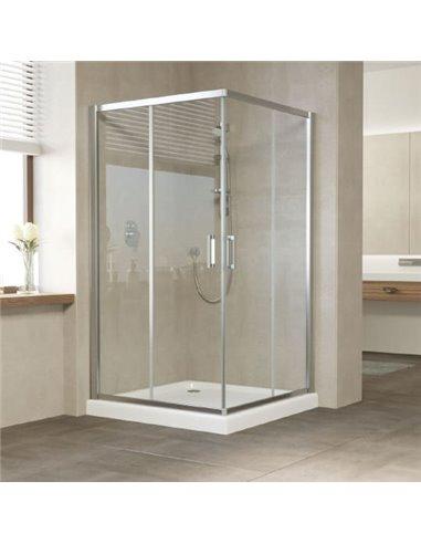 Vegas Glass dušas stūris ZA 0120 08 01 - 1