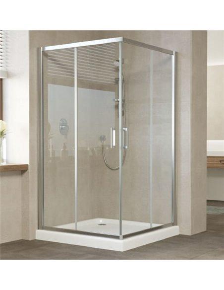 Vegas Glass dušas stūris ZA 0120 08 01 - 2
