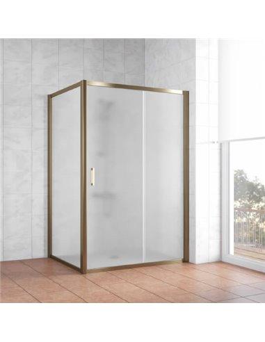 Vegas Glass dušas stūris ZP+ZPV 130*100 05 10 - 1