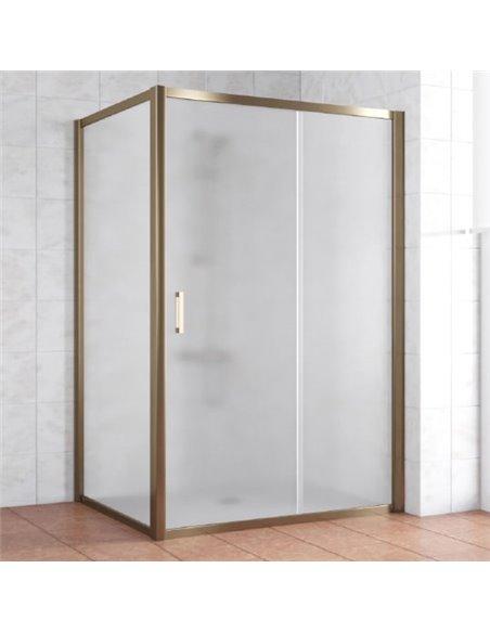 Vegas Glass dušas stūris ZP+ZPV 130*100 05 10 - 3
