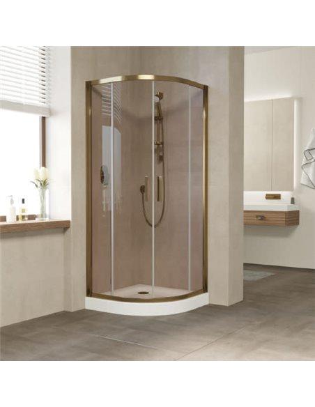 Vegas Glass dušas stūris ZS 90 05 05 - 2