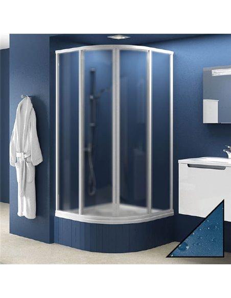 Ravak dušas stūris SKCP4-90 Sabina - 1