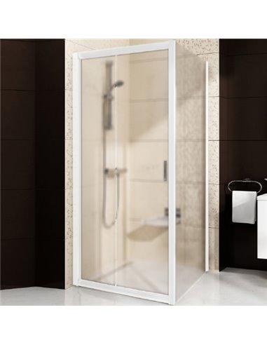 Ravak dušas stūris BLDP2-100+BLPS - 1