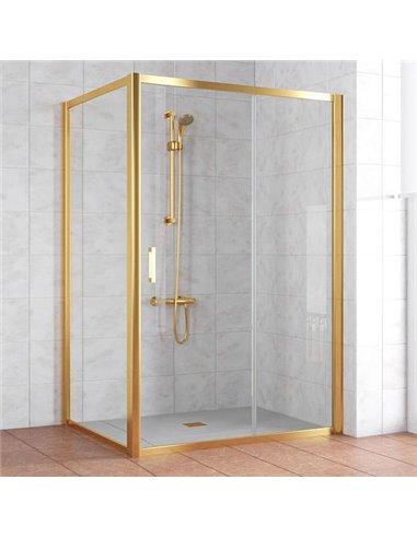 Vegas Glass dušas stūris ZP+ZPV 140*100 09 01 - 1