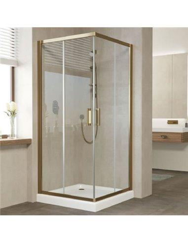 Vegas Glass dušas stūris ZA 80 05 01 - 1