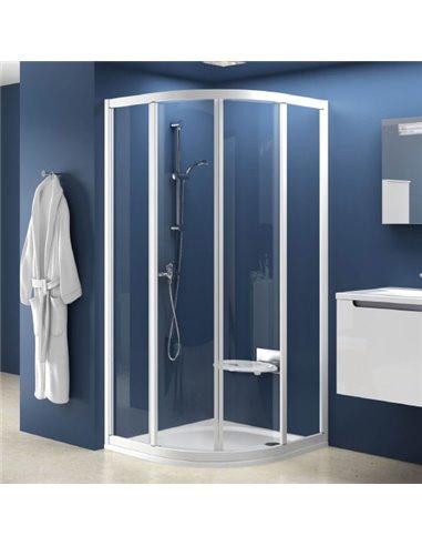 Ravak dušas stūris SKCP4-90 - 1