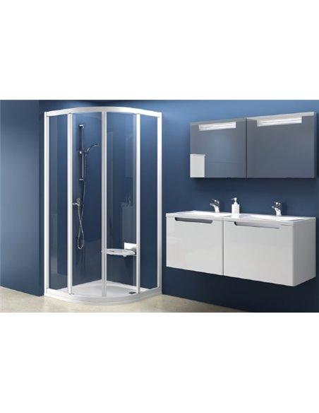 Ravak dušas stūris SKCP4-90 - 2