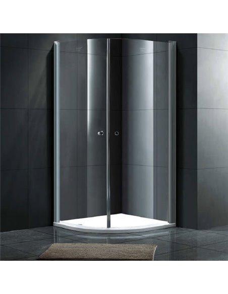 Gemy dušas stūris New Rockcoco S03062B - 1