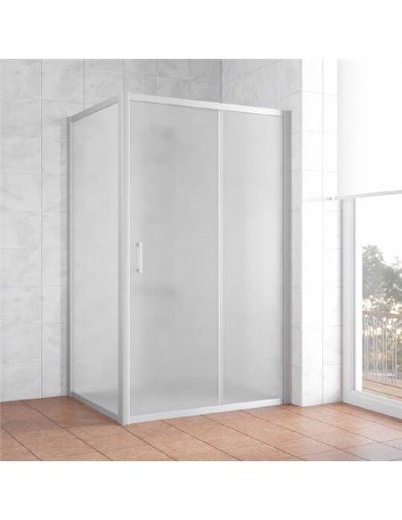 Vegas Glass dušas stūris ZP+ZPV 120*90 07 10 - 1