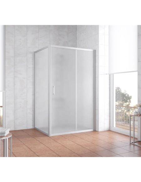 Vegas Glass dušas stūris ZP+ZPV 120*90 07 10 - 2