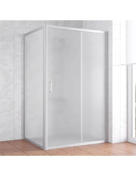 Vegas Glass dušas stūris ZP+ZPV 120*90 07 10 - 3