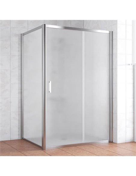 Vegas Glass dušas stūris ZP+ZPV 130*100 08 10 - 1
