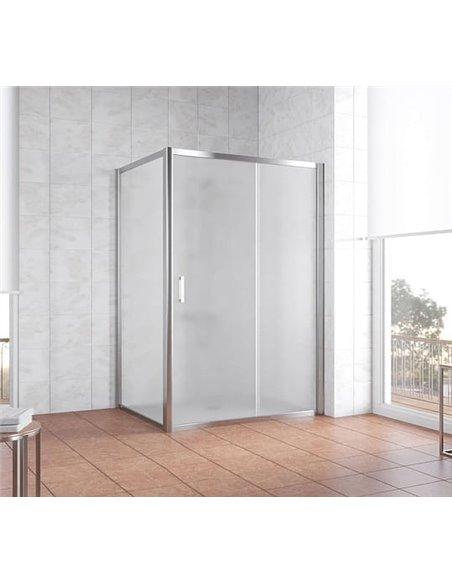 Vegas Glass dušas stūris ZP+ZPV 130*100 08 10 - 2