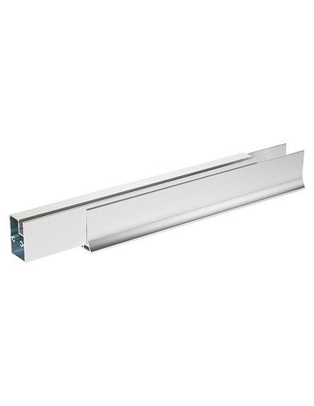 Vegas Glass dušas stūris ZP+ZPV 130*100 08 10 - 5