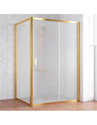 Vegas Glass dušas stūris ZP+ZPV 140*100 09 10 - 1