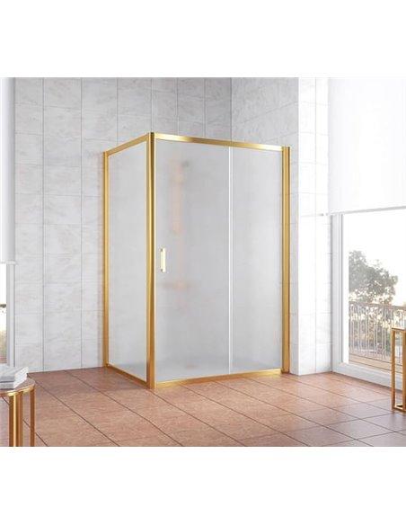 Vegas Glass dušas stūris ZP+ZPV 140*100 09 10 - 2