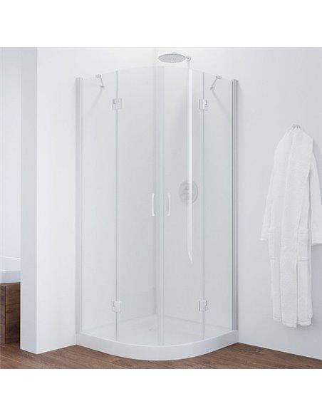 Vegas Glass dušas stūris AFS 0090 01 01 - 1