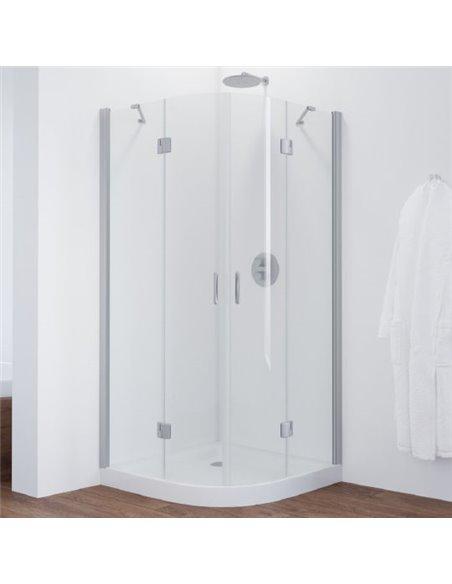 Vegas Glass dušas stūris AFS 110 07 01 - 1