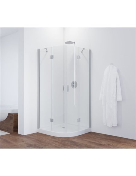 Vegas Glass dušas stūris AFS 110 07 01 - 2