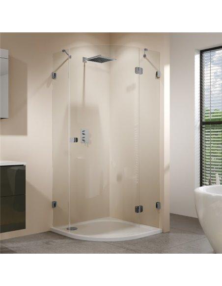 Riho dušas stūris Scandic Soft Q308 - 1