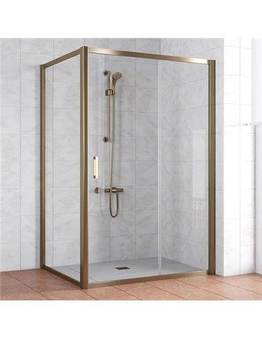 Vegas Glass dušas stūris ZP+ZPV 130*100 05 01 - 1