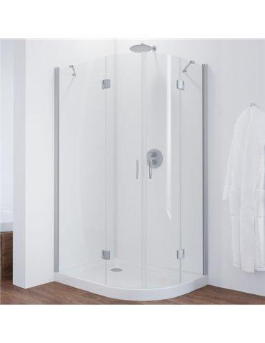 Vegas Glass dušas stūris AFS-F 120*80 07 01 L - 1