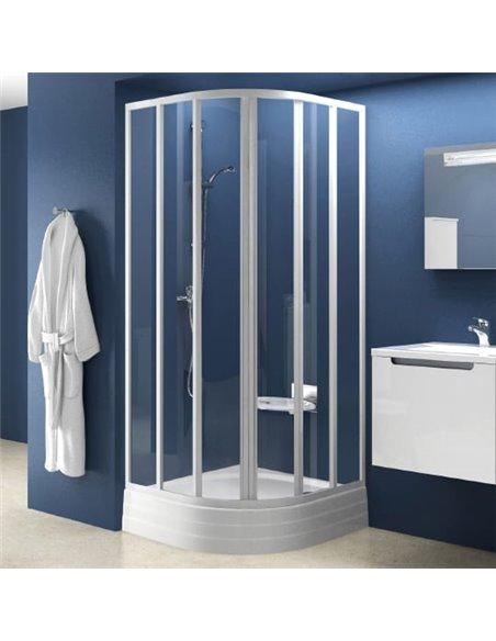 Ravak dušas stūris SKKP6-80 - 1