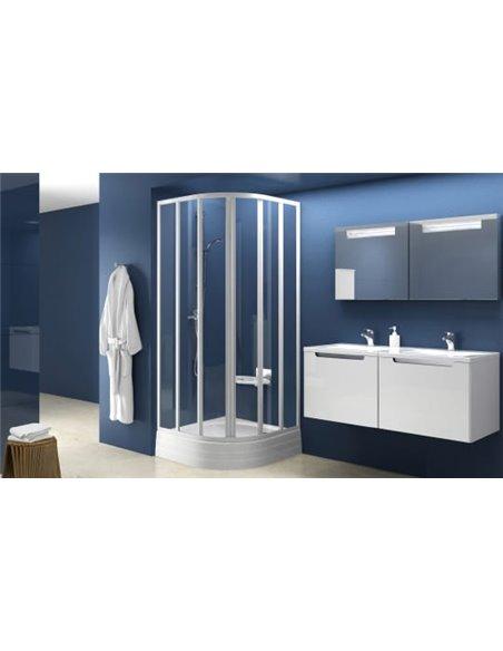 Ravak dušas stūris SKKP6-80 - 2