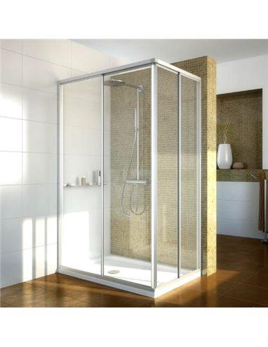 GuteWetter dušas stūris Practic Rectan GK-422 kreisā - 1