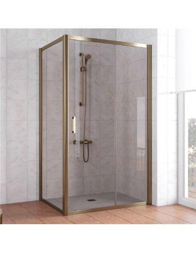 Vegas Glass dušas stūris ZP+ZPV 100*70 05 05 - 1