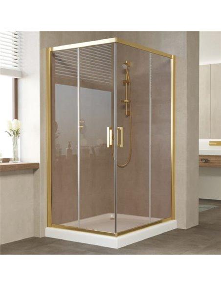 Vegas Glass dušas stūris ZA-F 100*90 09 05 - 2