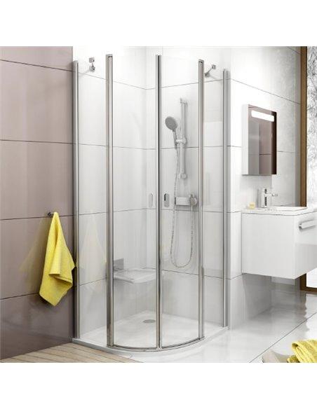 Ravak dušas stūris CSKK4-80 - 1