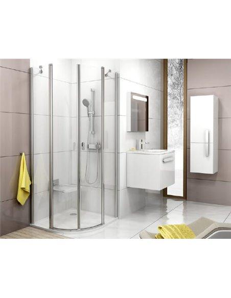 Ravak dušas stūris CSKK4-80 - 2