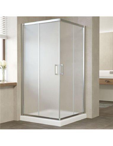 Vegas Glass dušas stūris ZA 0100 08 10 - 1