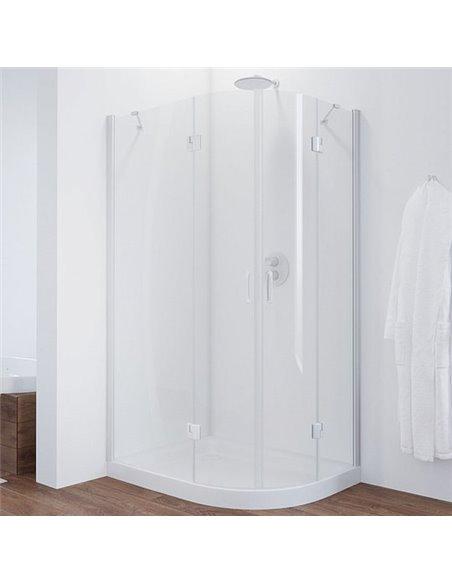 Vegas Glass dušas stūris AFS-F 110*80 01 01 L - 1