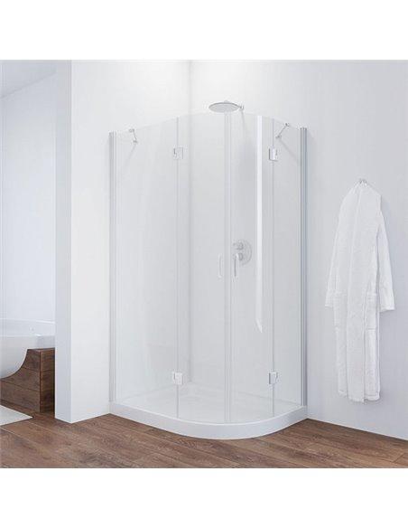 Vegas Glass dušas stūris AFS-F 110*80 01 01 L - 2