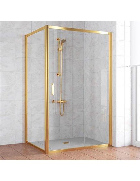 Vegas Glass dušas stūris ZP+ZPV 120*90 09 01 - 1