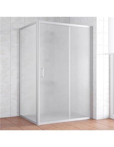 Vegas Glass dušas stūris ZP+ZPV 140*80 07 10 - 1