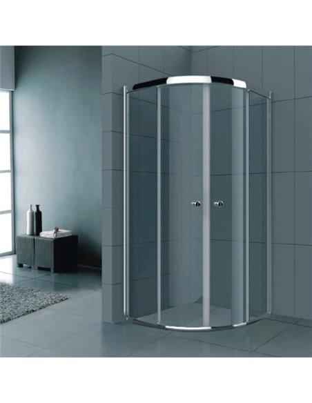RGW dušas stūris Classic CL-51 (765-790)x(765-790)x1850 - 2