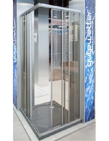 GuteWetter dušas stūris Practic Square GK-433 - 3