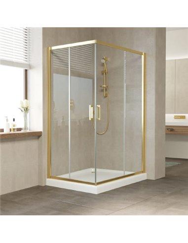 Vegas Glass dušas stūris ZA-F 120*80 09 01 - 1